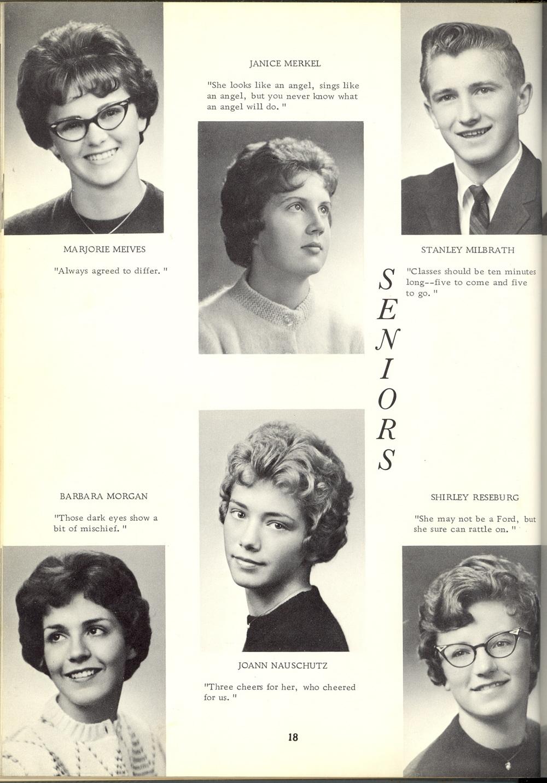 1964 Howards Grove High School Yearbook